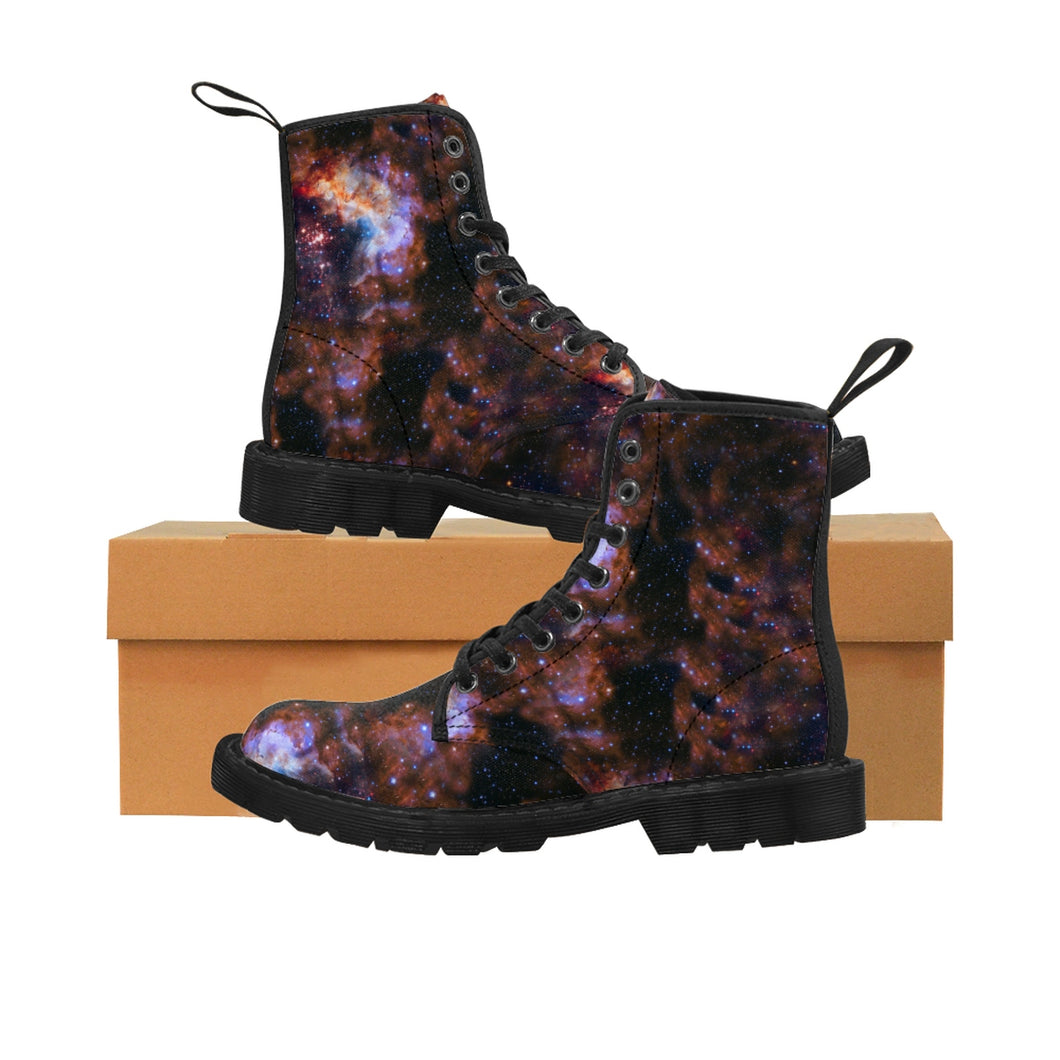 [boots-homme-cosmos-collection-hiver] - Planet Zen