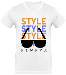 T-shirt Homme Style Always
