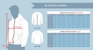Blouson Sherpa Sweet Dreams - Collection Hiver