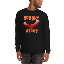T-Shirt Spooky Night noir