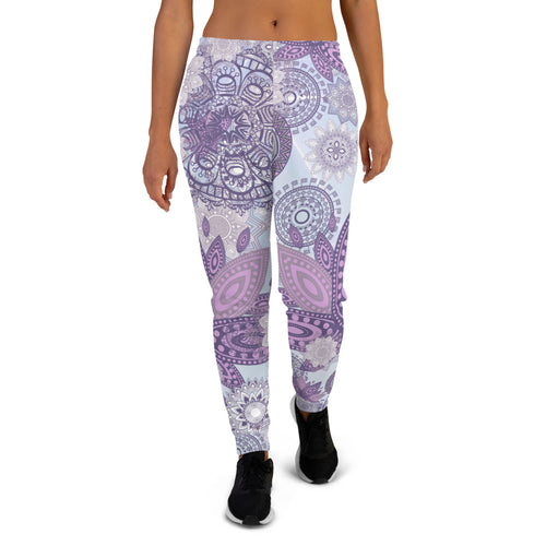 Pantalon Jogging Femme Sweet Mandalas - Collection Hiver