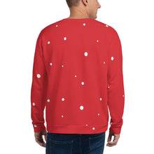 [sweatshirt-pere-noel-collection-hiver-dos] - Planet Zen