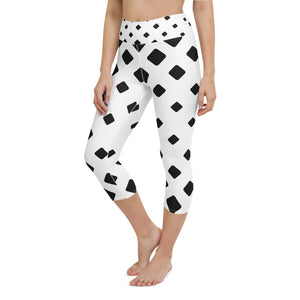Legging court de yoga ou fitness Garden