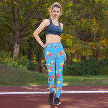 [legging-de-yoga-fitness-spirited-stars] - Planet Zen