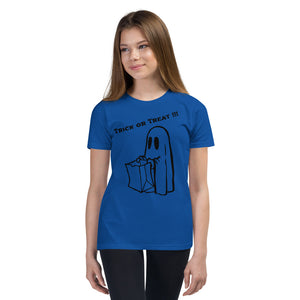 T-shirt Adolescent Nice Ghost