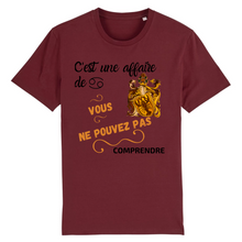 [t-shirt-bordeaux-cest-une-affaire-de-cancer] - Planet Zen