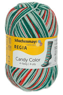 Candy Color 4 ply