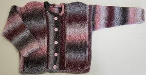 Every Which Way Child's Cardigan