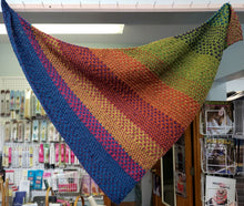 """Nightshift"" Shawl Kit"