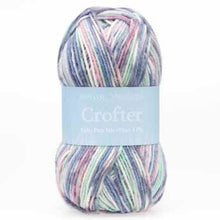 Crofter Baby Fair Isle Effect 4 Ply