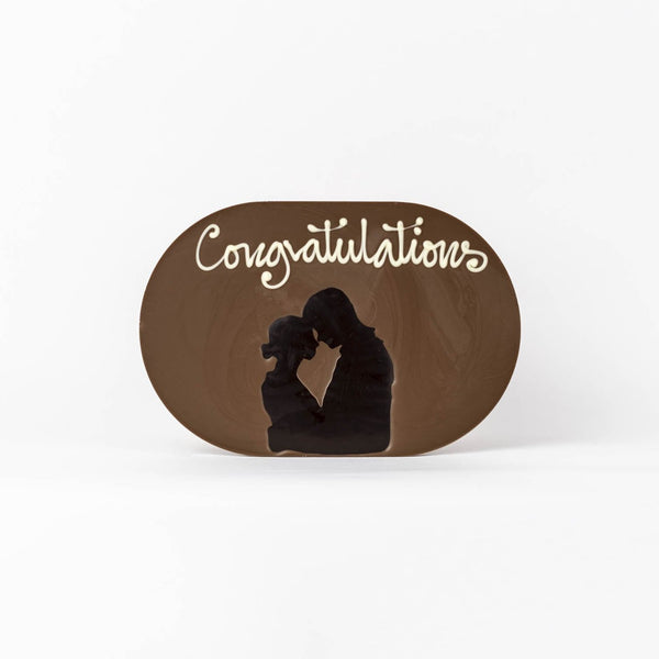 Chocogram - Congratulations Couple