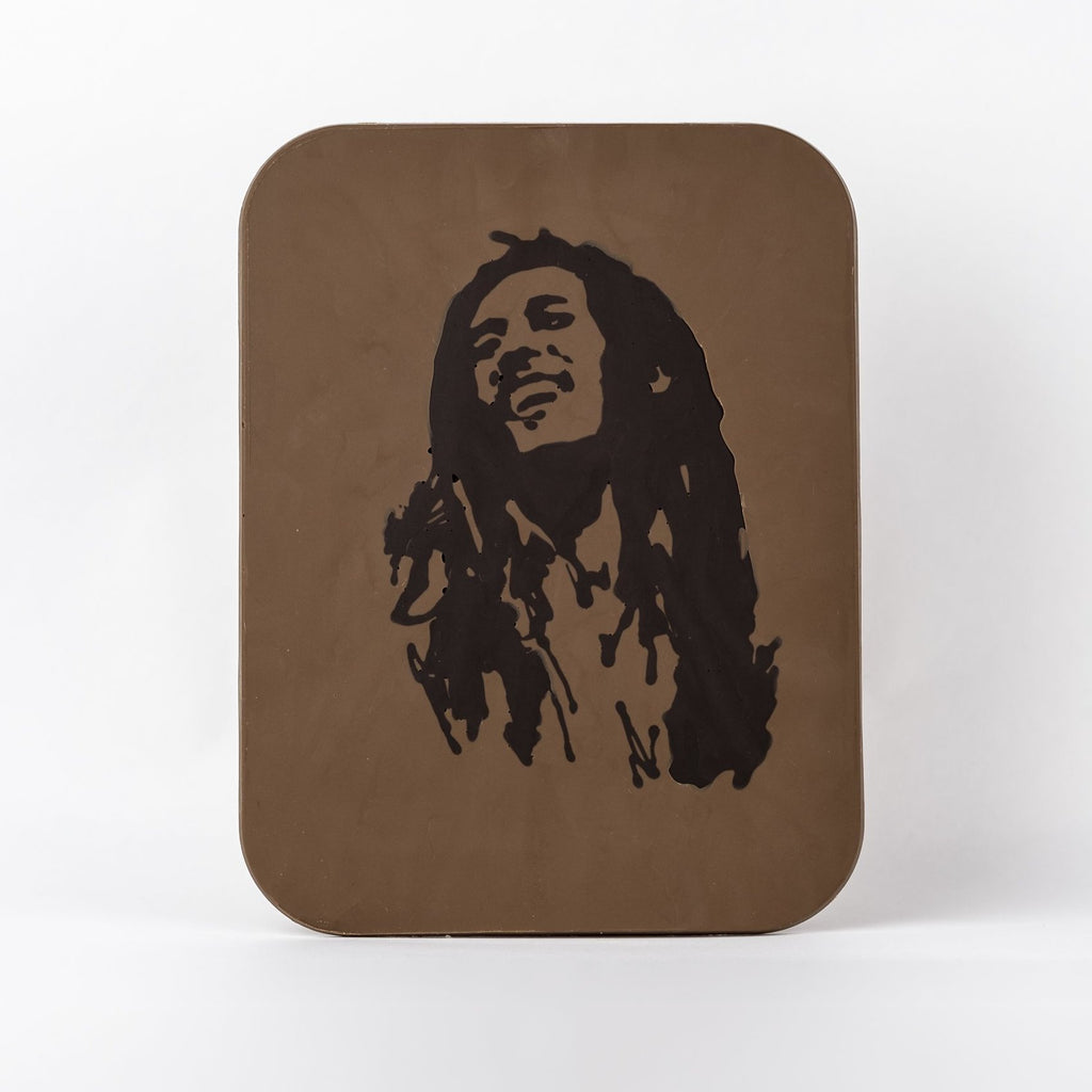 Giant Art Slab - Bob Marley