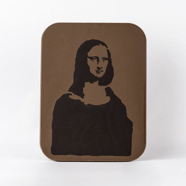 Giant Art Slab - Mona Lisa