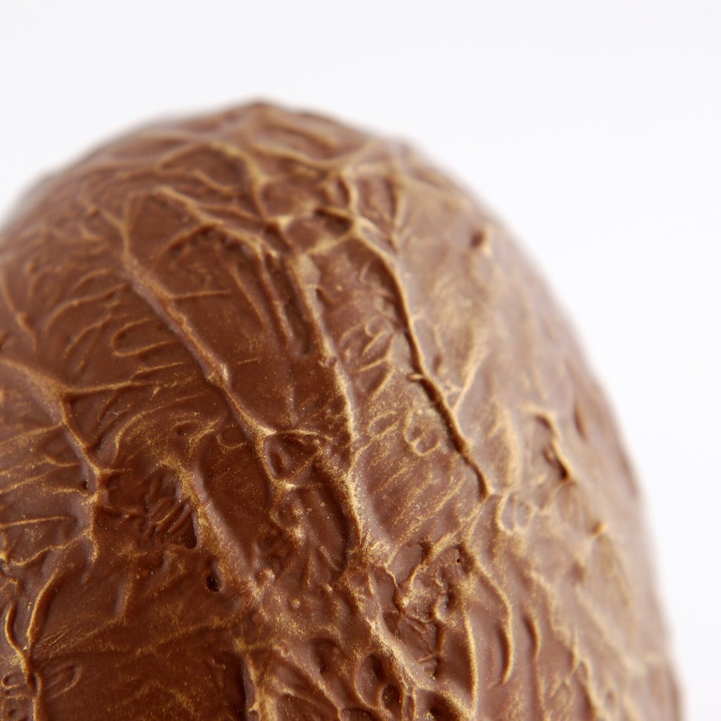 Golden Embossed Easter Egg