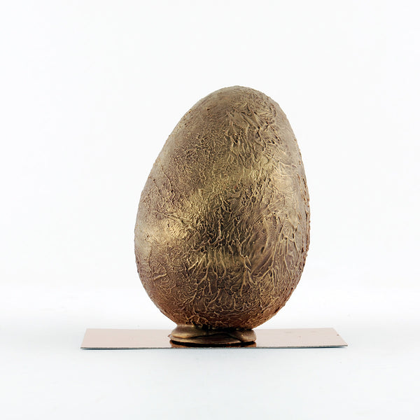 Vegan Easter Egg - Golden