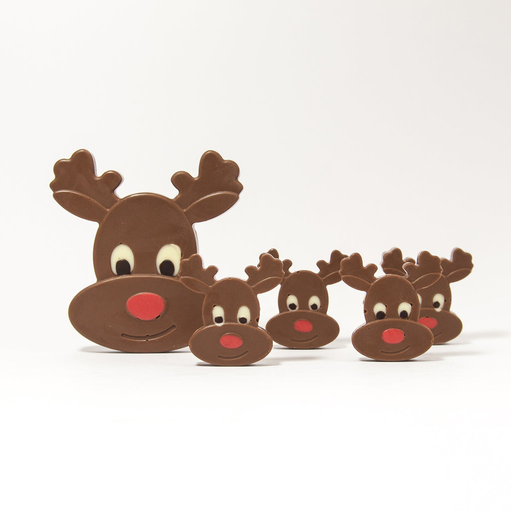 Christmas Rudolph Red Nose
