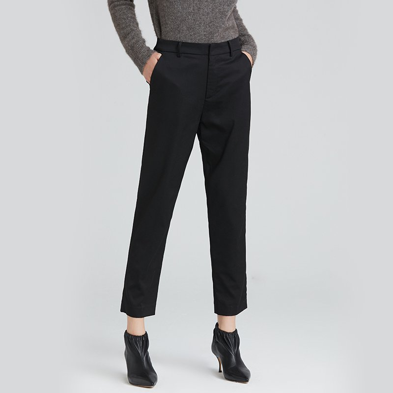 Women's Slim Ninth Tapered Pants