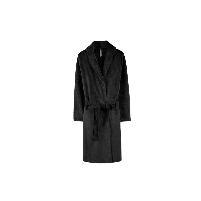 Do Do Men's Extra Soft Robe with Strap - Booth79