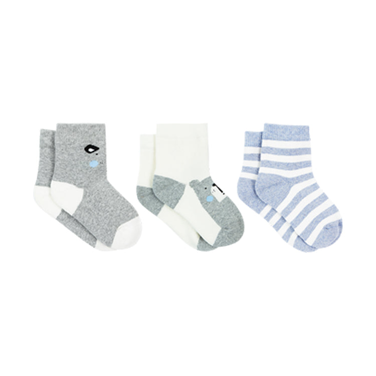 6e52153712330 Toddler Non-Skid Cotton Socks for Baby Boys and Girls – Booth79