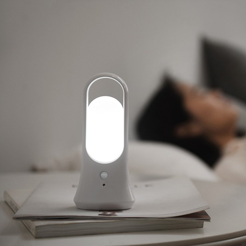 Motion Sensor Night Light Rechargeable Smart Flashlight - Booth79