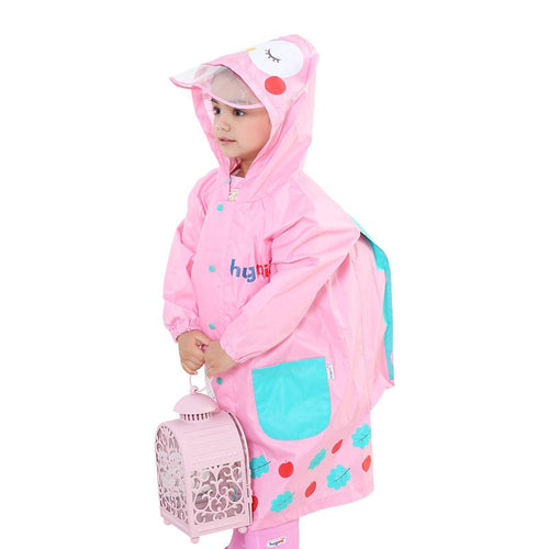 Kids Raincoat - Booth79