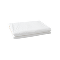 100% Pure Silk Quilt White Silk Comforter with Cotton Covered - Booth79
