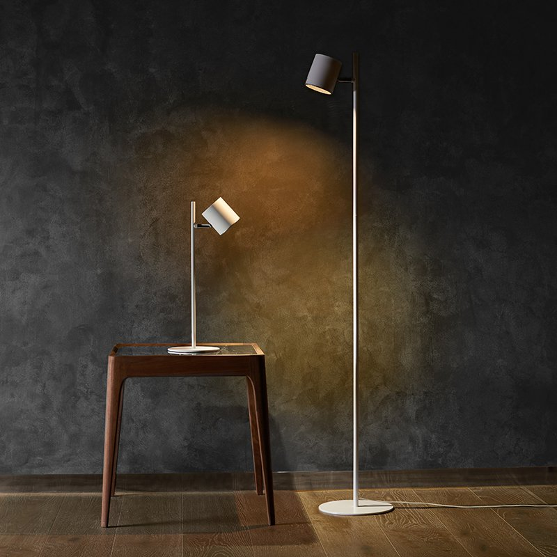 Simple Creative North European Modern Table and Floor Lamps - Booth79