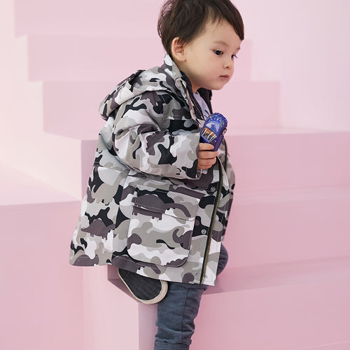 Boys Three-In-One Down Jacket - Booth79