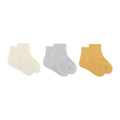 Unisex Kid Shock Absorption Sport Socks 3-Pack - Booth79