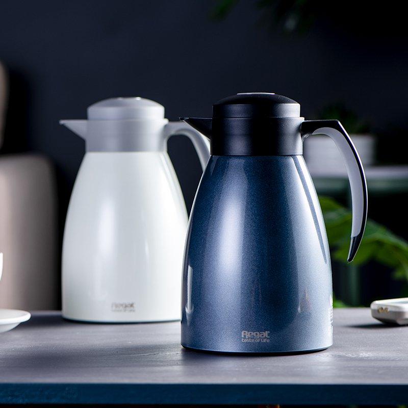 Large Capacity Thermos Insulated Kettle with Stainless Steel Liner - Booth79