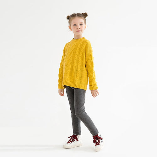 Children's Warmth Thickening Plus Velvet Pants
