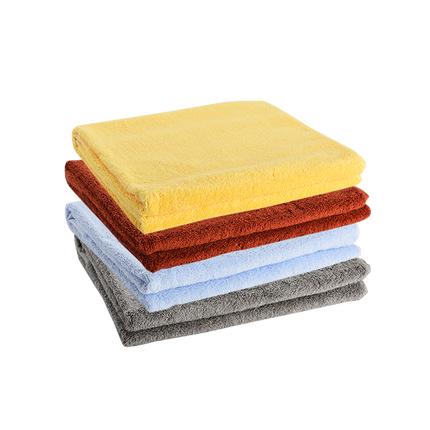 4-Pack 100% Cotton Extra Soft Bath Towel Set - Booth79