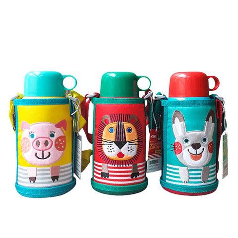 Tiger Children's 600ml Thermos Vacuum Bottle - Booth79