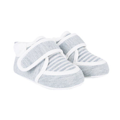 Unisex Toddler Striped knitted Shoes - Booth79