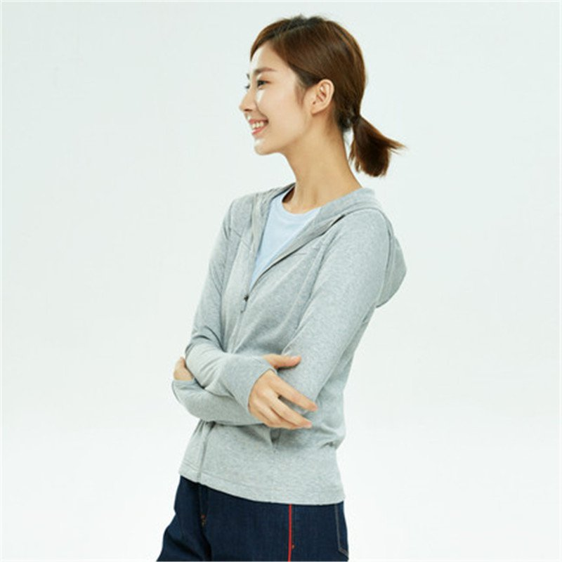 Women's Cool Smooth Hooded Blouse