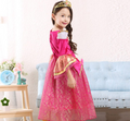 Girls Disney Sleeping Beauty Princess Aurora Princess Dress - Booth79
