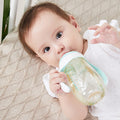 Newborn Baby Wide-Neck Nursing Bottle 2-Pack - Booth79