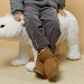 Children's Leather Snow Boots - Booth79