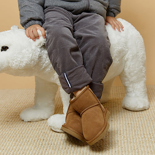 Kids Classic Winter Fashion Boots - Booth79