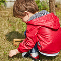 Baby and Toddler Boys Nylon Jacket - Booth79