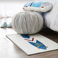 Crystal Super Soft Bedroom Mat - Booth79