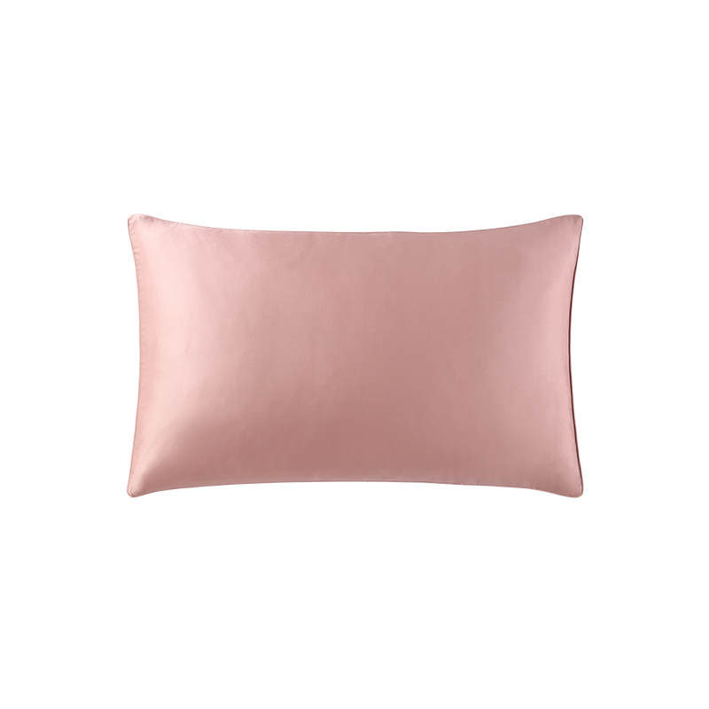 Extra Soft Pure Color Mulberry Silk Pillowcase Queen Size - Booth79
