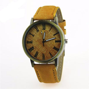 FREE Different Color Wood Designed Watches