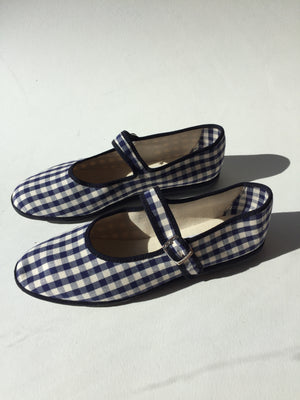 Drogheria Crivellini Gingham Mary-Janes