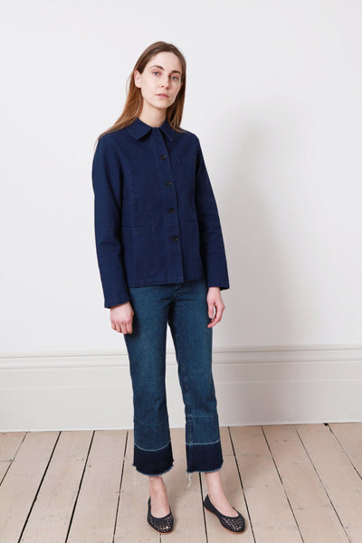 Vetra Workwear Jacket - Navy
