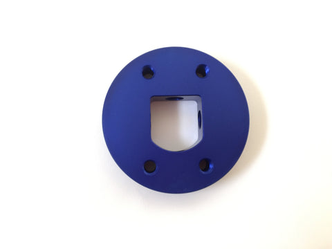 electric-skateboard-motor-mount-clamp-blue