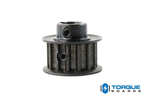 15T HTD5 12mm Motor Pulley