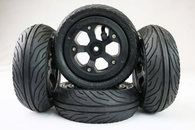 160mm All Terrain Tire Kit