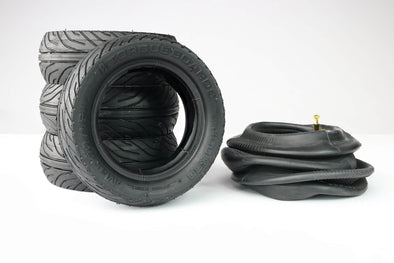160mm All Terrain Tire + Tube Set