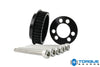 36T 12mm ABEC Drive Wheel Pulley ONLY